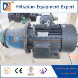 Nuova filtropressa della Cina per il trattamento di acque luride di metallurgia