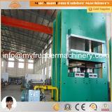 Steam Heatment와 Hydraulic Pressure를 가진 고무 Sheet Curing Machine