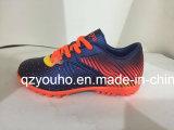 Chaussures bon marché courantes en gros du football