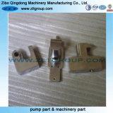 Pièce de machines en acier de qualité pour le bâti