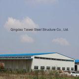 Konkurrenzfähiger Preis-vorfabriziertes Stahlkonstruktion-Logistik-Lager-Gebäude