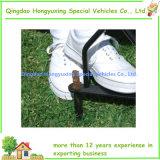 Solvant creusant manuel d'aérateur de faisceau de pelouse bon pour l'évolution de fonds
