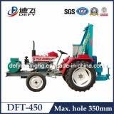 Dft-450 120mの十分に油圧制御のトラクターによって取付けられる井戸の鋭い機械価格