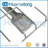 Decking galvanizzato della cremagliera della rete metallica