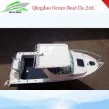 5.0m 17FT Cuddy-Kabine-Aluminiumbewegungsboots-Fischerboote