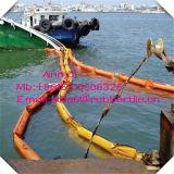 Boom à huile de PVC à flot massif coloré, bouchon de bouchon en caoutchouc