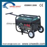 Gerador portátil da gasolina com punho & rodas (WD2505)