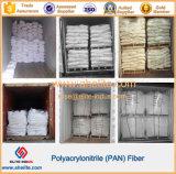 Fibra concreta della fibra della vaschetta di Polyacrylonitrile