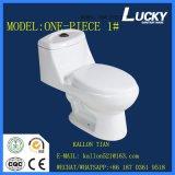Туалет Wc керамический цельный Siphonic с сертификатом Ce/Saso