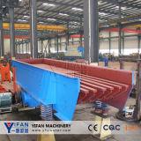 China a la cabeza de la máquina Top Piedra Alimentador vibratorio