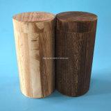 新式のカスタムレトロの木のギフト用の箱の包装