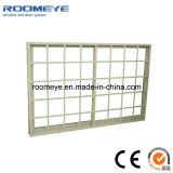 Schiebendes Aluminiumfenster mit Eisen-Gitter-Einbrecher-Beweis