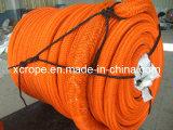 Веревочка UHMWPE/куртка заплетения полиэфира сердечника Hmwpe Rope/UHMWPE