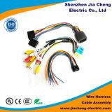 Elektrische kundenspezifische Draht-Verdrahtung mit UL-schwarzer Sicherung 15A