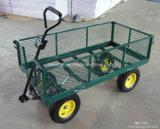 Тележка инструмента сада колес хорошего качества 4 большая (Tc1840)