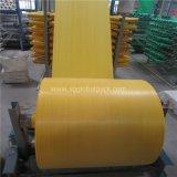 Polypropylene impermeável tela tecida laminada