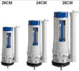 Tanque de ajuste de doble válvula de descarga China Factory