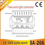 Light solare Controller (Light Control+Time Control) 20A