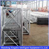 Sc200/200 alzamiento de la construcción de edificios de 2 toneladas con la capacidad 2000kg