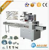 Цена машины упаковки подушки шарнира машины упаковки штуцеров оборудования высокого качества