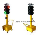 semaforo portatile solare mobile del segnale LED della freccia del carrello di 300mm