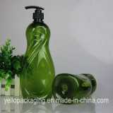 Bouteille en plastique pour le shampooing 1000ml de douche