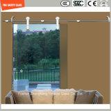 Justierbares ausgeglichenes Glas des Edelstahl-u. Aluminium-Spant-6-12, das einfachen Dusche-Raum, Dusche-Kabine, Badezimmer, Dusche-Bildschirm, Dusche-Gehäuse schiebt