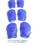 손 헤엄을 모는 Gingle 색깔