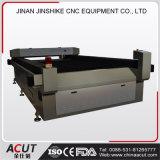 Grande machine 1325 de découpage de laser de bâti plat avec la position rouge de POINT
