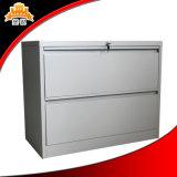Classeur transversal en métal avec le tiroir 2