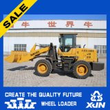 De la Chine mini Zl33 2tons chargeur de roue du petit chargeur avant