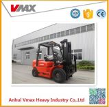 Domestic Engineの小型Forklift 2.5ton Automatic Diesel Forklift Trucks