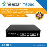 Passagem do Pri de dois E1/T1/J1 VoIP (NeoGate TE100)