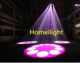 단계를 위한 최고 정선한 이동하는 맨 위 광속 빛 3in1 15r 광속 이동하는 맨 위 빛