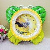 Оптовое моделирование бабочки будильника, часов стола