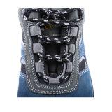 Chaussures en acier de travail de sûreté de tep d'hommes