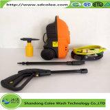 Портативное оборудование чистки электрического автомобиля