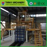 Linha de produção vertical do painel de sanduíche do EPS da máquina de molde de Tianyi
