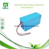 bloco da bateria de íon de lítio de 48V 13ah para Bicicleta elétrico