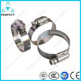 Colliers de la conduite résistants d'acier inoxydable
