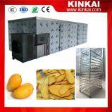 Печь сушильщика фрукт и овощ Китая электрическая, Apple/обезвоживатель мангоа