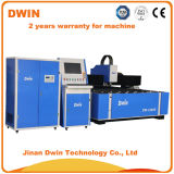 Máquina de corte a laser de fibra de metal 500W 700W de tubulação quadrada