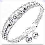 Monili dell'argento sterlina del braccialetto di modo del braccialetto di modo (SL0113)