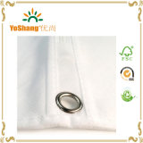 Sacchetto non tessuto bianco del vestito dell'indumento/copertura antipolvere del vestito con il prezzo poco costoso