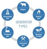 Reis-Hülse-Lebendmasse-Vergaser-Kraftwerk-Lebendmasse-elektrischer Strom-Generator