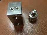 고품질 Polished 치과 부속 스테인리스 CNC 기계로 가공 부속