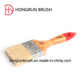 De houten Borstel van de Verf van het Handvat (HYW0011)