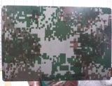 Aço pre pintado do projeto camuflar da força terrestre