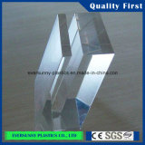 Schang-Hai Wholesale Black Colored e Clear Professional Cast Acrylic Sheet