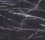 Nero Marquina Black Marble Slab et Tile